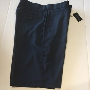 WALTER HAGEN NAVY GOLF SHORTS NEW SIZE 32